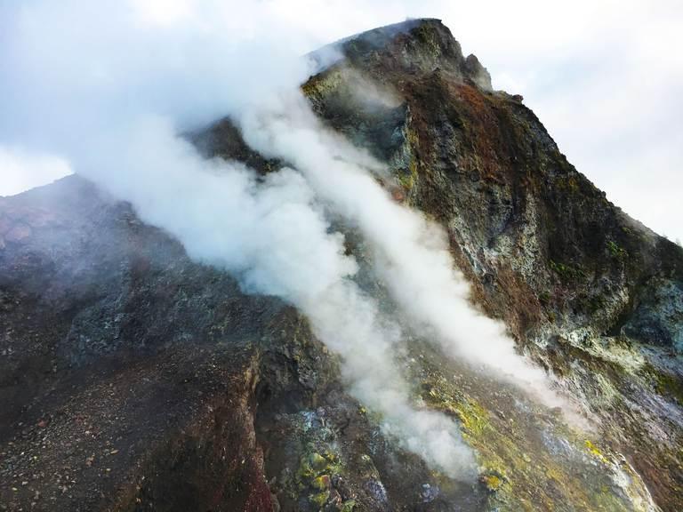 Indonesia, Bali, Kintamani, Batur, Vulcano, Индонезия, Бали, Кинтамани, Батур, вулкан