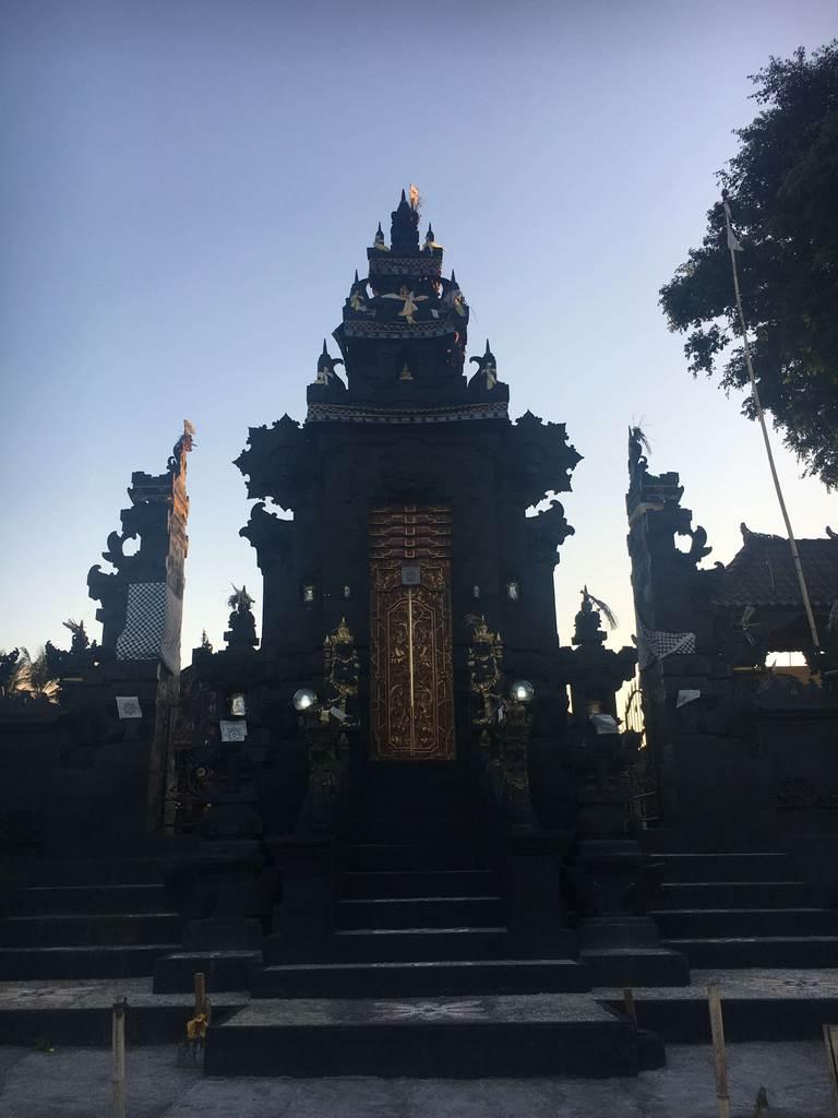 Indonesia, Nusa Penida, temple, Индонезия, Нуса Пенида, храм