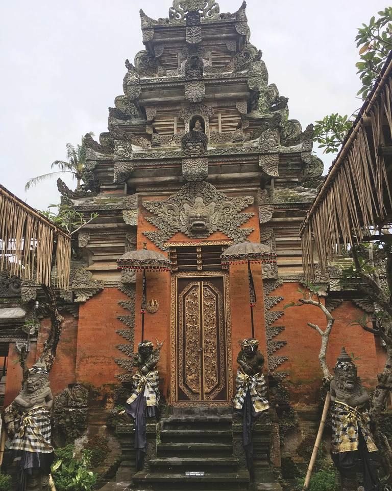 Indonesia, Bali, Ubud, Индонезия, Бали, Убуд, temple, храм