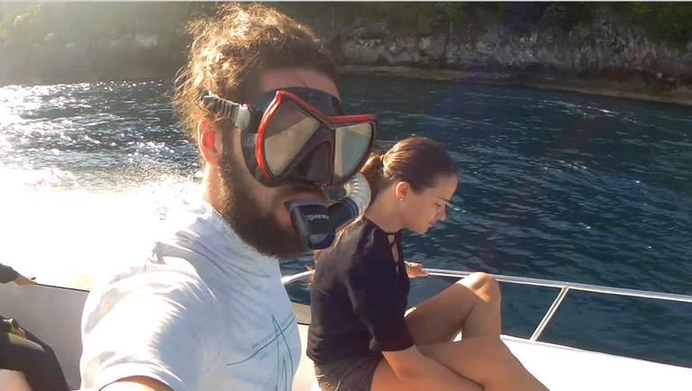 снорклинг с мантами, поплавать с мантами, нуса пенида, nusa penida