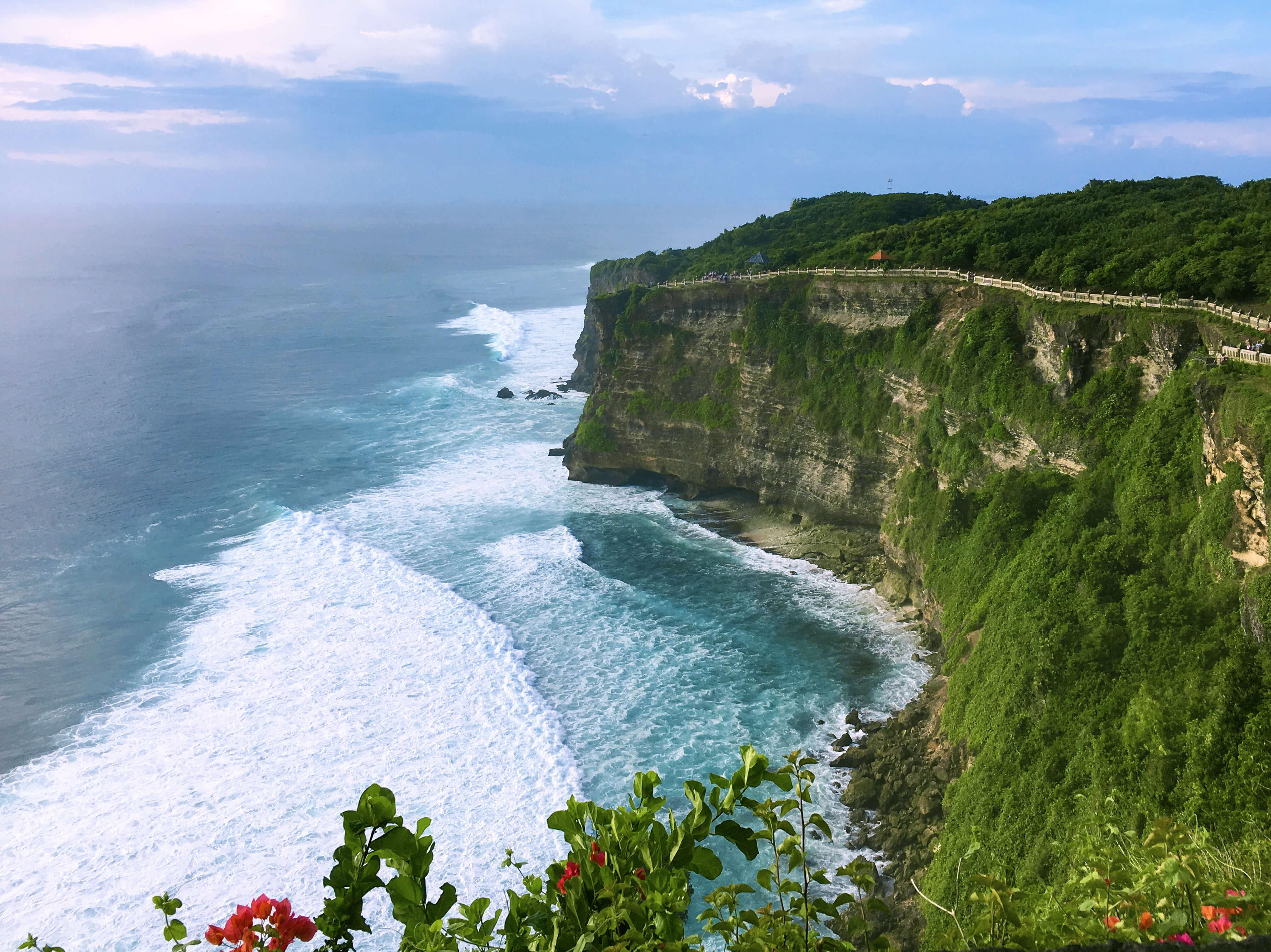 Indonesia, Bali, Bukit, beach, ocean, Индонезия, Бали, Букит, пляж, океан, утес