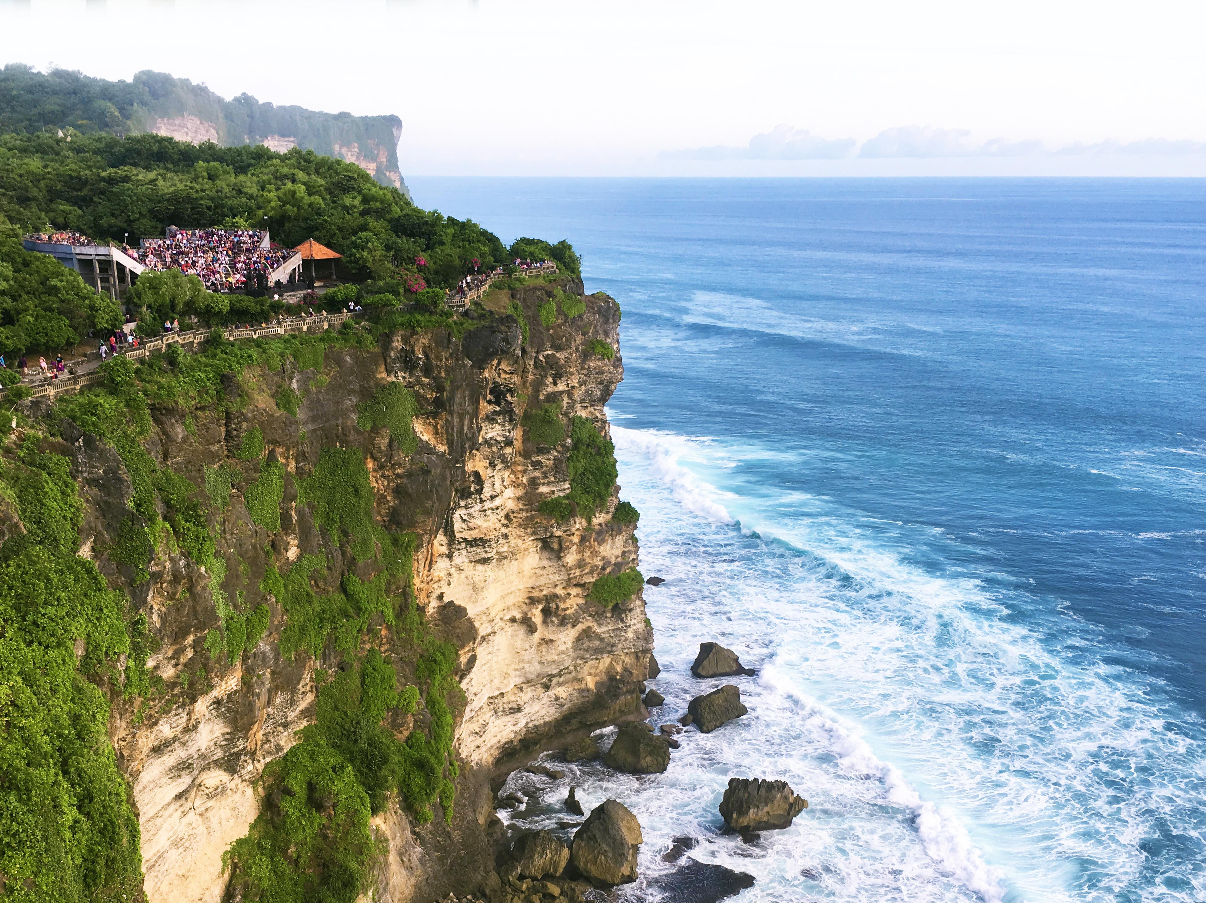 asia, indonesia, bali, cliffs, ocean, viewpoint, азия, индонезия, бали, утесы, океан, вьюпоинт