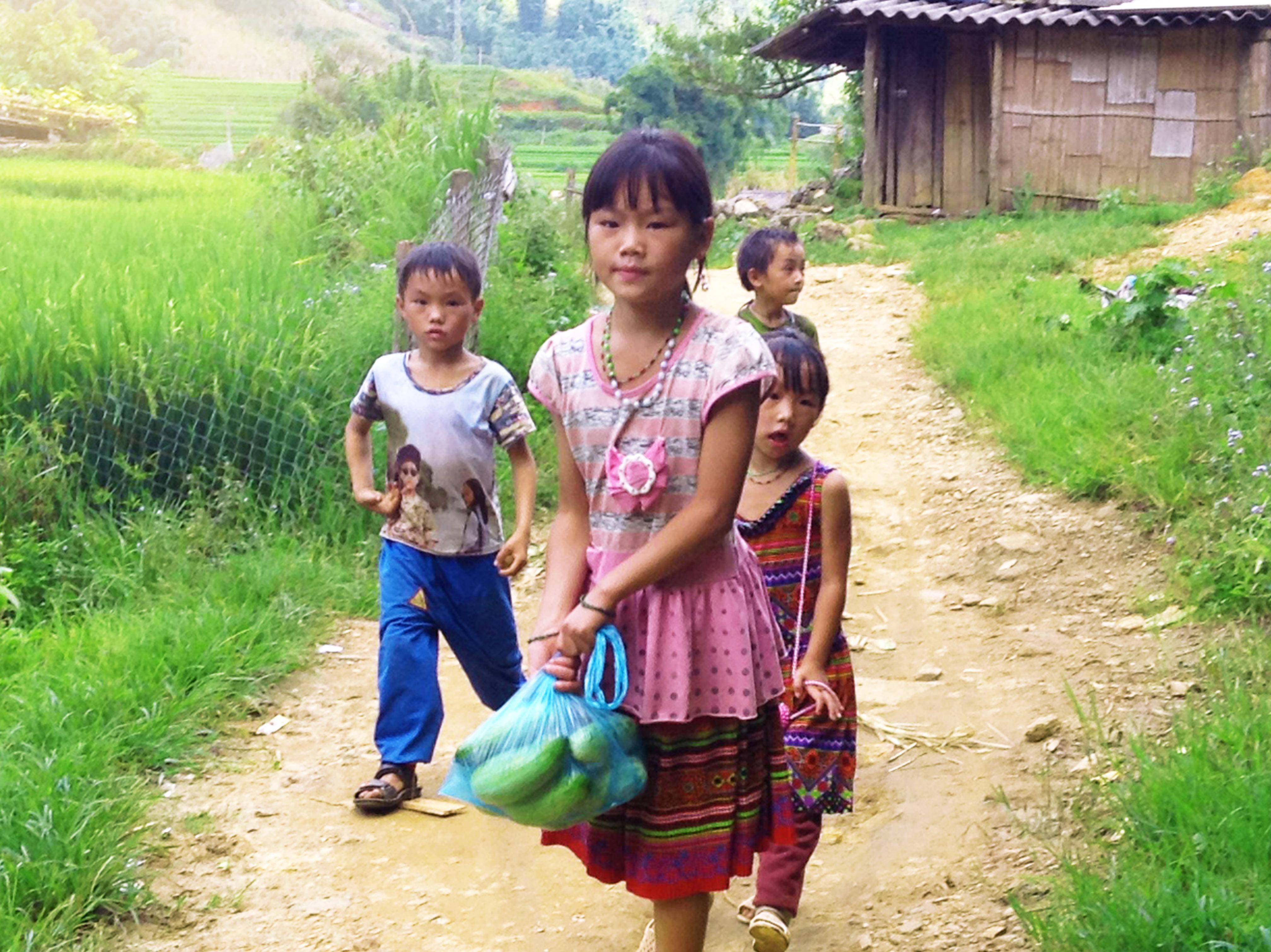 asia, vietnam, sapa, children, kids, азия, вьетнам, сапа, дети